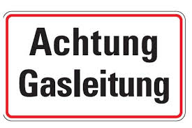 Gasleitung - Verlegung - Reparatur - Sanierung